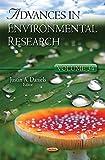 Advances in Environmental Research, Justin A. Daniels, 1633212831