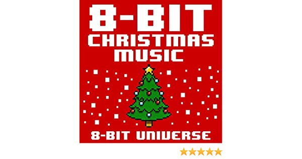 Christmas Music Images.8 Bit Universe Vol 34