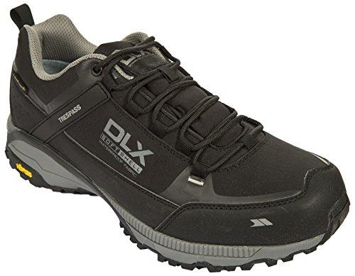 Trespass Magellan, Men's Multisport Outdoor Shoes Black (Black Blk)