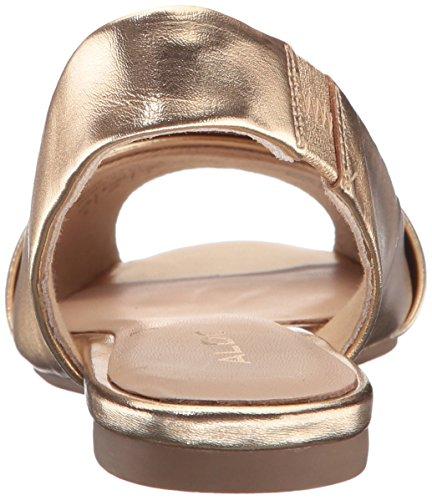 5 B Cicien Women Gold US Sandal Aldo Espadrille 6 TcnUW