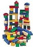 : Building Blocks, Colored 50 pcs