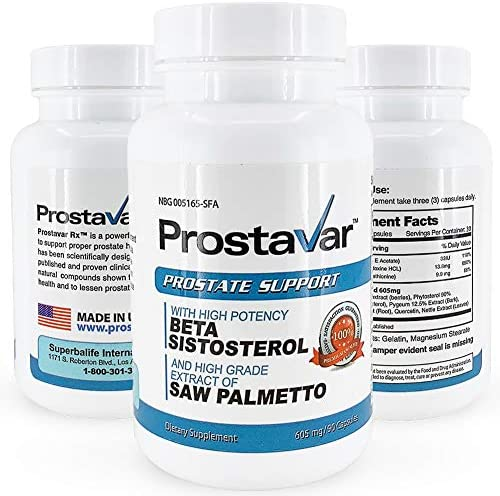 Prostavar Prostate Support Bundle – 6 Bottles