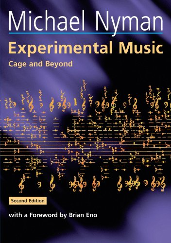 - Experimental Music: Cage and Beyond (Music in the Twentieth Century)
