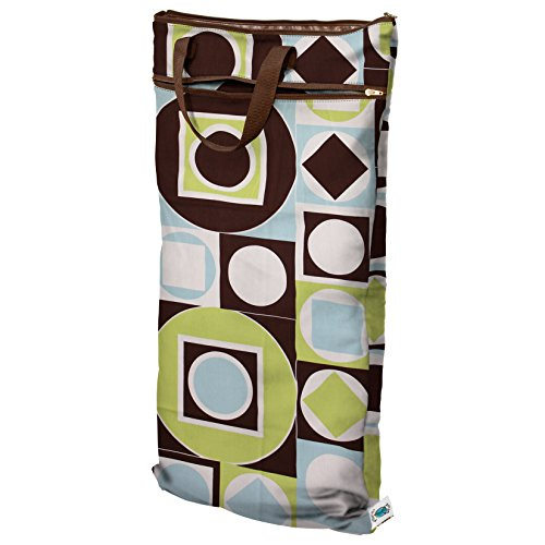 Planet Wise Hanging Wet/Dry Bag, Geometric Studio