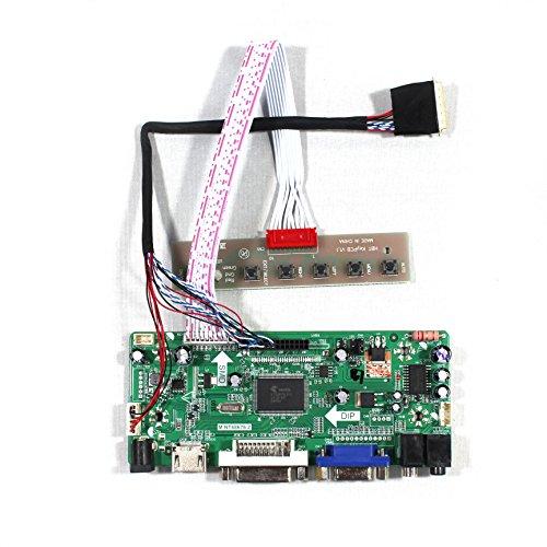 VSDISPLAY HDMI VGA DVI Audio LCD Driver Board For 14