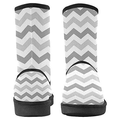 InterestPrint Womens Snow Boots Unique Designed Comfort Winter Boots Multi 13 rxuZG1Cv