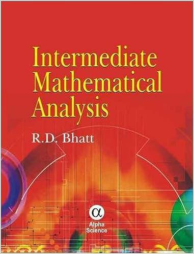Amazon mathematical analysis books intermediate mathematical analysis fandeluxe Images