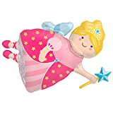 "14"" Foil Balloon Fairy Godmother"