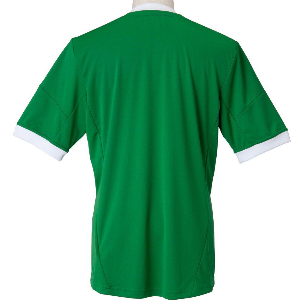 Adidas - Camiseta de fútbol sala para hombre, tamaño XXL, color verde/blanco: Amazon.es: Ropa y accesorios