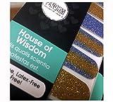 Espionage Cosmetics - House of Wisdom Nail Wraps