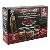 Original Wild West - Jerky Cure & Seasoning Multi Flavour Pack