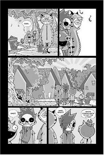 i luv halloween volume 1 ben roman keith giffen amazoncom books - I Luv Halloween Manga