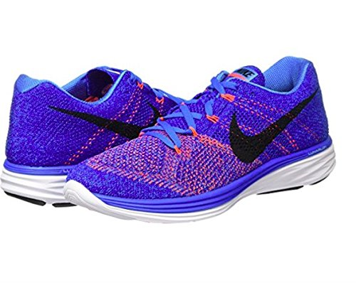 separation shoes 2bf84 6b187 ... Chaussures De Course Nike Flyknit Lunar3 Hommes