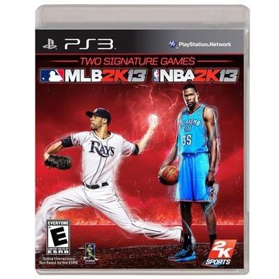 NBA 2K13 / MLB 2K13 Combo Pack
