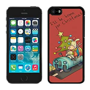 Best Buy Iphone 5C Protective SkinI'll be home for Christmas Black iPhone 5C Case 1