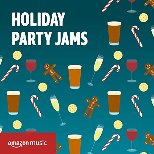 Holiday Party Jams (Music Christmas Jam Bands)