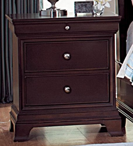 Woodbridge Inglewood 2 Drawer Nightstand (Bed Panel Inglewood)