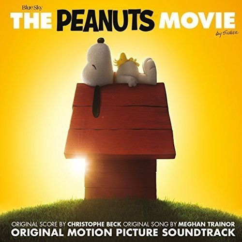 Peanuts Movie Original Picture Soundtrack