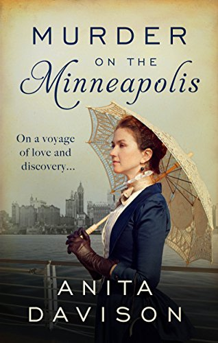 Murder on the Minneapolis: A murder mystery that will keep you guessing (A Flora Maguire Mystery) cover