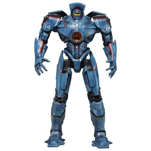 """NECA Series 1 Pacific Rim Gipsy Danger 7"""" Deluxe Action for sale  Delivered anywhere in USA"""