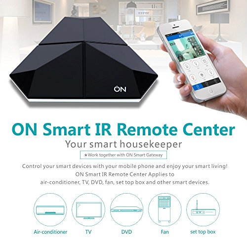 ON Smart Solution Smart IR Remote Control Center with APP For TV,DVD,FAN and MORE (Lighting Control Center compare prices)