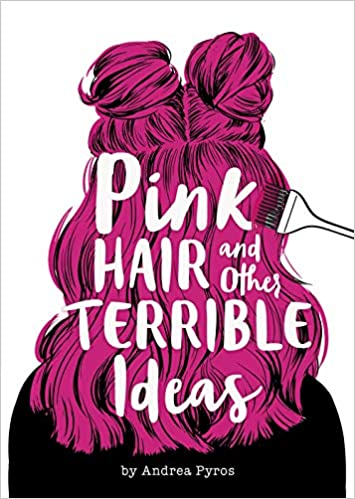Image result for pink hair and other terrible ideas