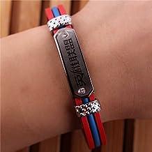Ruimeng® LOL Silicon Catoon Bracelet League of Legends Bracelet