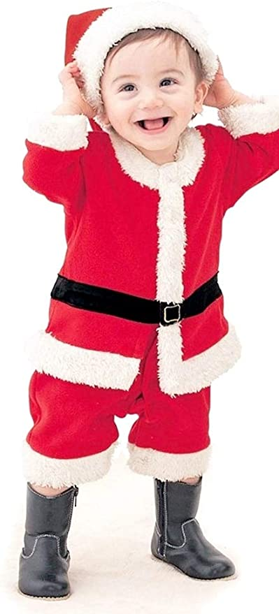Vestido de Papá Noel - Tutina de forro polar - Divertida idea para ...