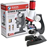 FunBlast Science Microscope, Educational Toy Real Working Microscope for Kids (Multicolor)