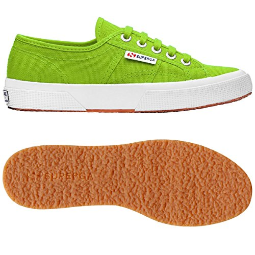 Adulto Green Classic Acid Unisex 2750 Superga Sneakers Cotu xnXP8wqz