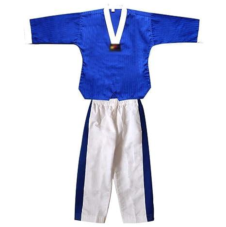 Ropa de karate / ropa de los niños de taekwondo de ...