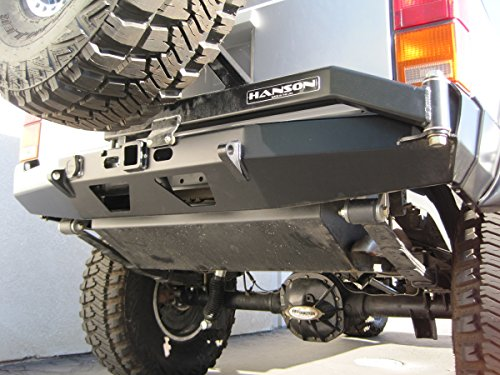 Hanson XJCTCP Tire Carrier