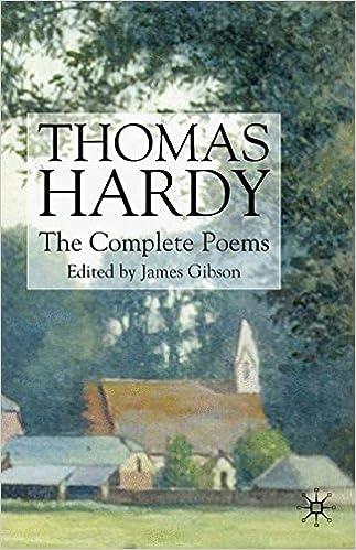 thomas hardy christmas poem