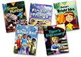 Project X Origins: Turquoise Book Band, Oxford Level 7: Discovery: Mixed Pack of 5