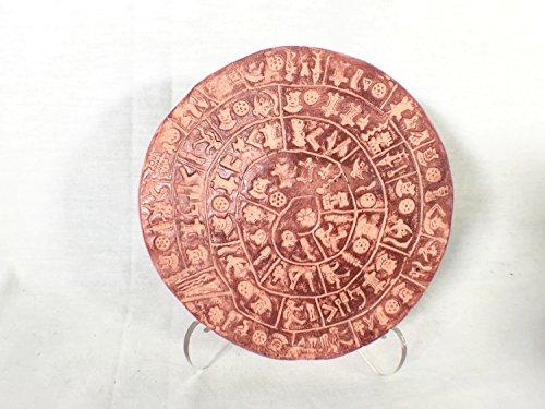 - Greek Phaistos Disc, Minoan Mystery