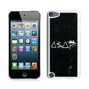 asap rocky White Fashion Customize Design ipod touch 5 5g 5th Phone Case
