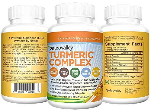Top Turmeric Herbal Supplements