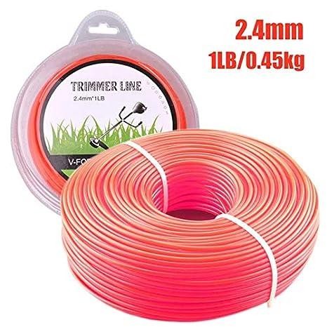 Cord Wire String Grass Trimmer Line Lawn Mower Plastic Strimmer Garden Tool