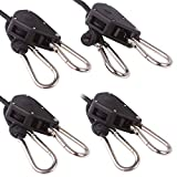 VIPARSPECTRA 2 Pair of 1/8 inch Heavy Duty