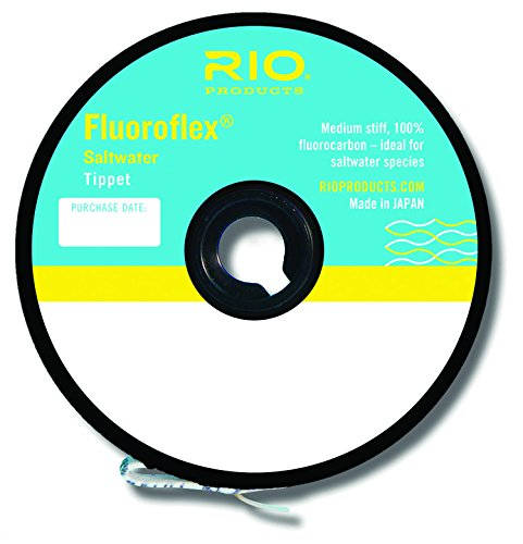 RIO Fly Fishing Tippet Saltwater Tippet 30yd 20Lb Fishing Tackle, (Fly Fishing Saltwater Fishing Line)