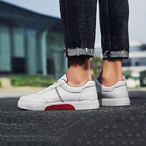 Eu39 uk6 Sneakers Dimensioni colore Uomo Basse cn39 Red Da Red Muma gwfq08fx