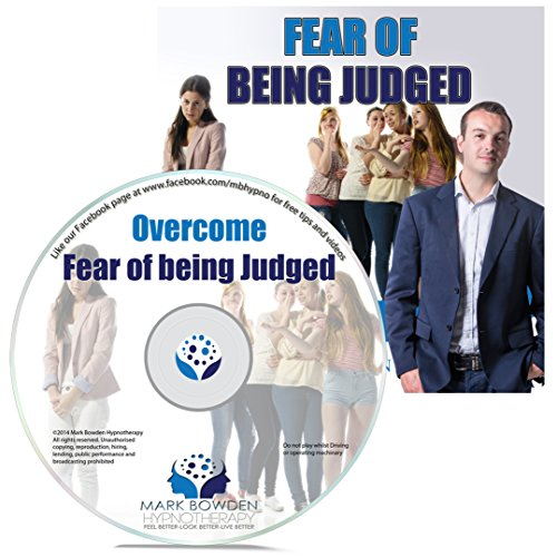 Overcome Fear Being Judged Hypnosis product image