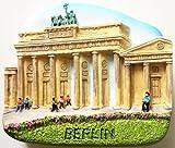 Brandenburger Tor BERLIN Resin 3D fridge Refrigerator Thai Magnet Hand Made Craft. by Thai MCnets