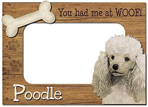 Frame Poodle (Highland Home Poodle 3-D Wood Frame)