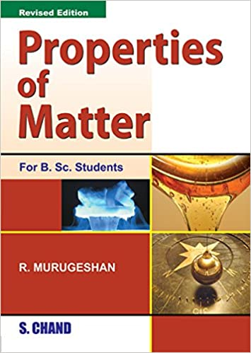 Buy Properties of Matter Book Online at Low Prices in India