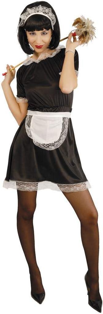 Disfraz barato de Camarera mujer: Amazon.es: Juguetes y juegos