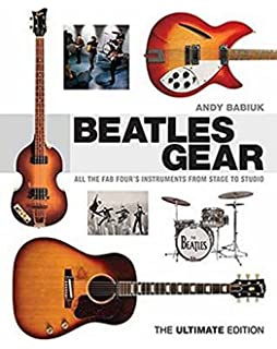 beatles gear revised edition
