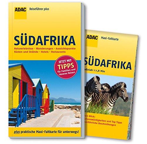 ADAC Reiseführer plus Südafrika: mit Maxi-Faltkarte zum Herausnehmen