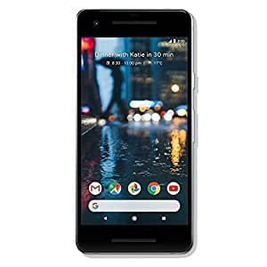 Google Pixel 2 XL Unlocked 128gb GSM/CDMA - US Warranty (Just Black)