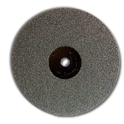 6 inch Quality Electroplated Diamond coated Flat Lap Disk wheel